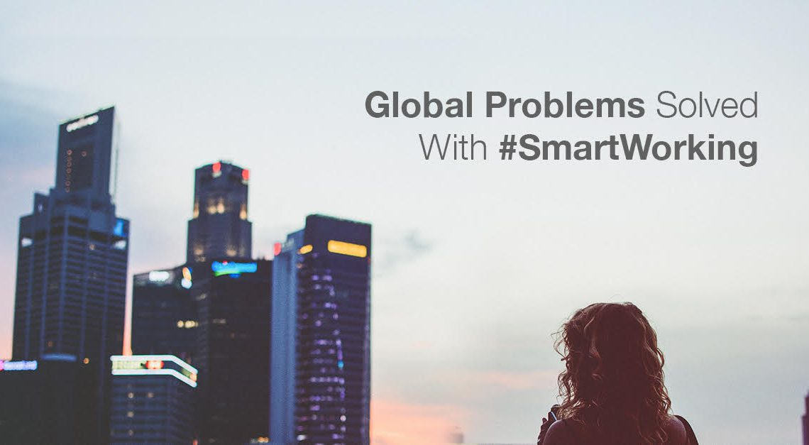 Global Skills Challenges Solved by #SmartWorking