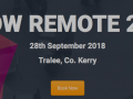 Grow Remote – Ireland's First Remote Working Conference