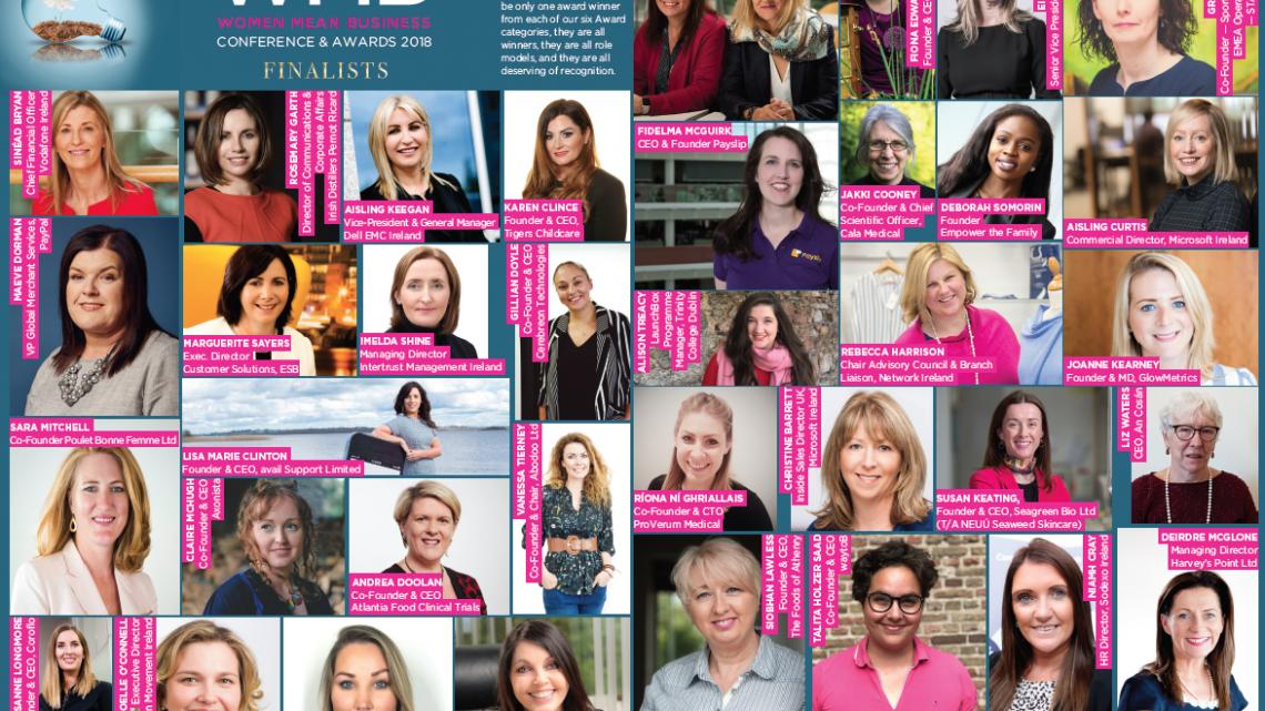 Women Mean Business Award Finalists – Vanessa Tierney