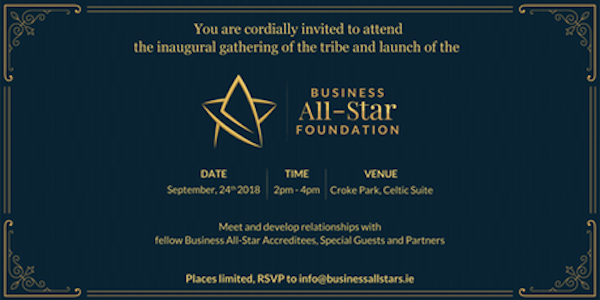 Business All-Stars Foundation Launch