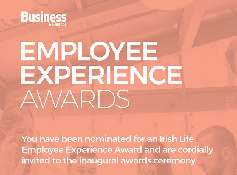 Employee Experience Awards Nomination