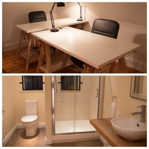 Hot Desks & Facilities - Co-Working Space