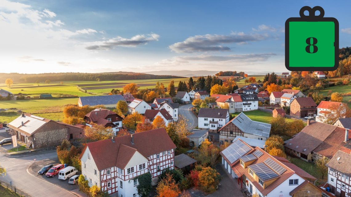 8 Reasons Why We Love SmartVillages