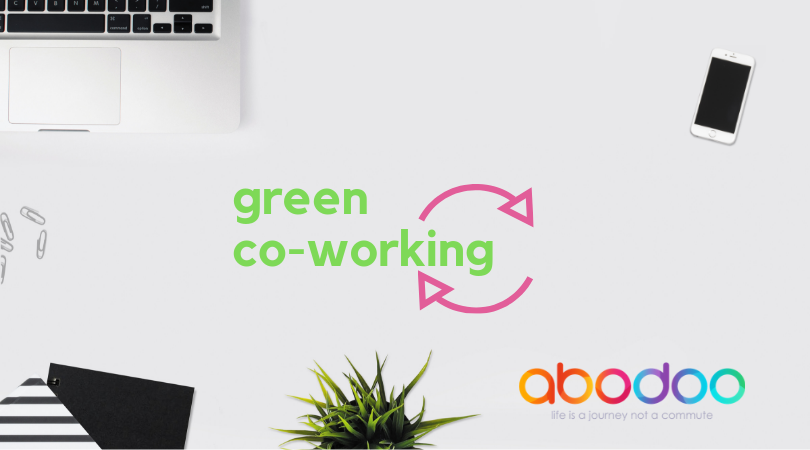 Ways to Green your CoWorking Hub