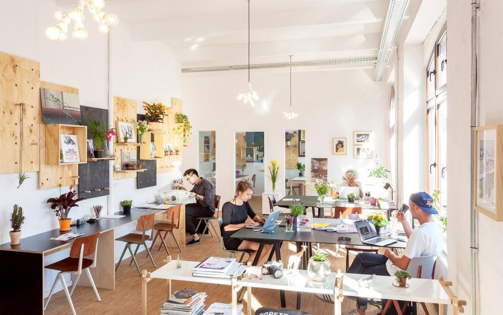 Coworking as an International Sensation
