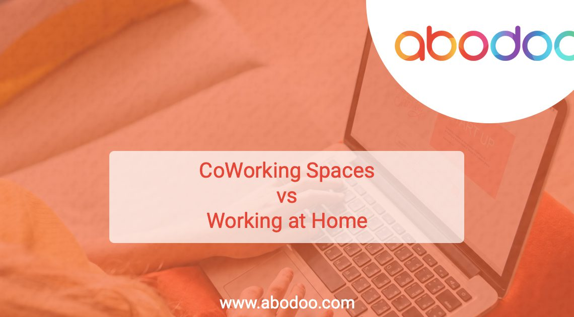 Co-Working vs Working From Home