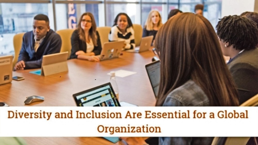 Inculcating Diversity and Inclusion Into the Organisation