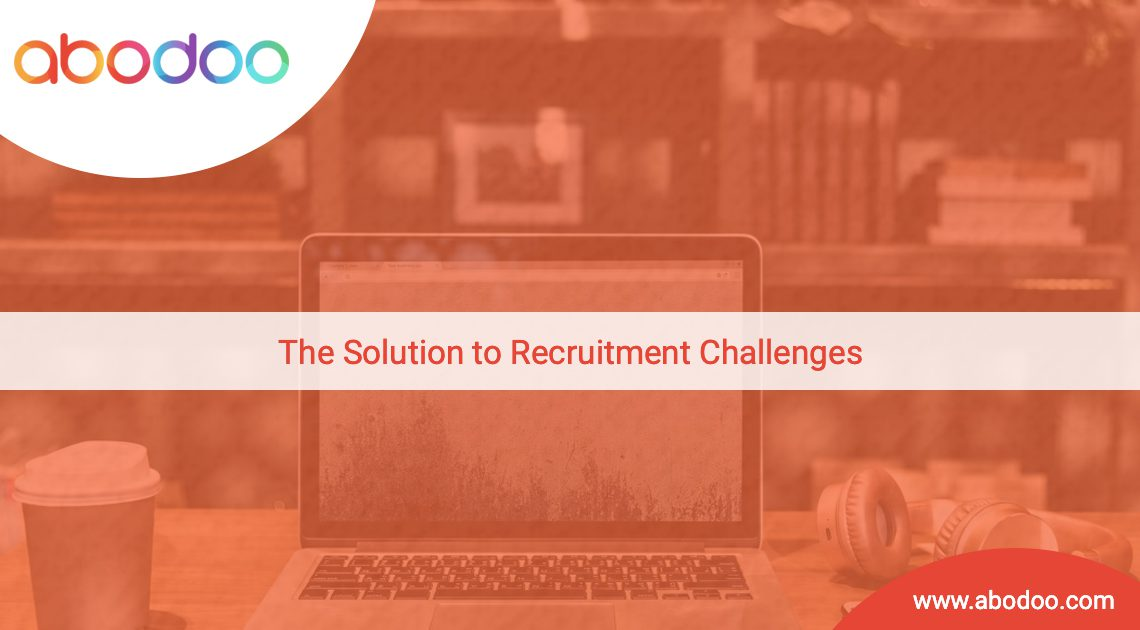 Abodoo SmartWorking: The Solution to Recruitment Challenges
