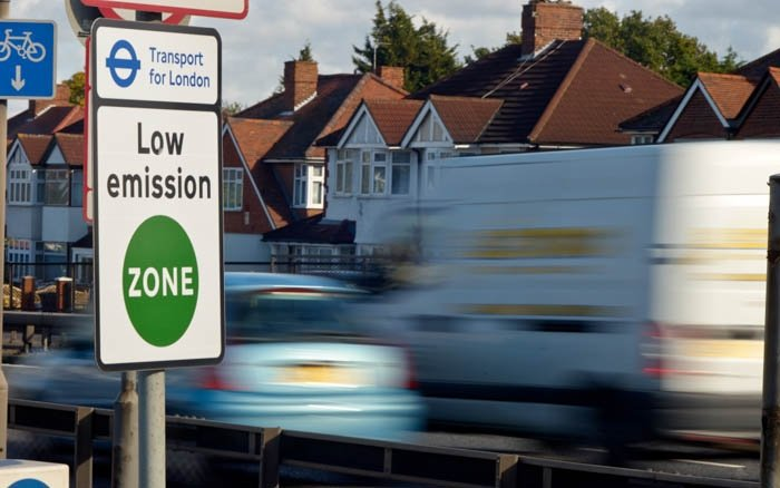 London: Combatting the Low Emission Zone